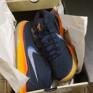 Kobe's ad sneakers